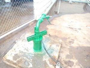limpeza pocos agua curitiba